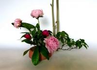 Ikebana - Die Kunst der lebendigen Blüte