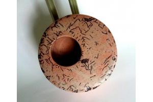 Ikebana Vase  Magnolie Ø 15 cm