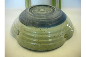 Salat Schale / hell-beige Ø 32 cm