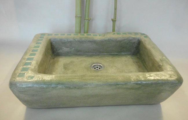 waschbecken gemauert und verputzt keramikatelier sch ning. Black Bedroom Furniture Sets. Home Design Ideas