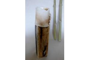 Vase Quadro Höhe 32 cm