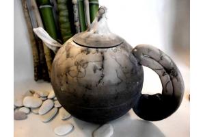 Teekanne / Cavallo-Bianco ll