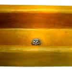 Waschbecken/Giallo  100x40x20cm