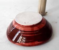 Seifenschale Rot