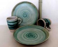 pasta teller tassen sets keramikatelier sch ning. Black Bedroom Furniture Sets. Home Design Ideas