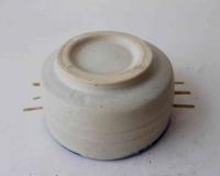 Seifenschale Bambus / Beige