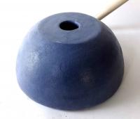 Waschbecken / Blue Ø 30 cm Höhe 13 cm