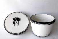 Tier Urne / Hunde Porträt