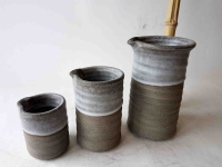 3 Krüge / Vasen