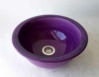 Waschbecken / Lavendel Ø 27,5 cm Höhe 13 cm