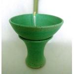 Kerzenreste Schmelzlicht / Limette