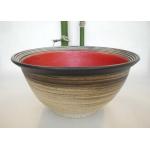 Salat Schale rot-matt Ø 27 cm