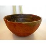 Salat Schale / Schlangenhaut Ø 22 cm