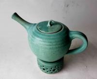 Teekanne mit Stövchen / Senigallia 1,1 Liter