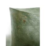 Urne mit grünem Steinputz