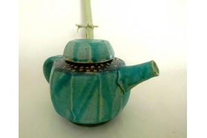 Teekanne / Türkis/Puar / 700ml