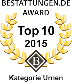 Urnen Award 2015 Top 10
